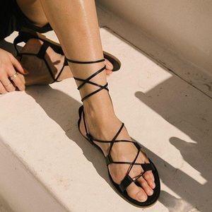9c62aa522caa Women s Madewell Gladiator Sandals on Poshmark